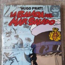 Cómics: CORTO MALTÉS LA BALADA DEL MAR SALADO NORMA EDITORIAL. Lote 199265198