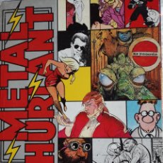 Cómics: METAL HURLANT RETAPADO TOMO 1 NÚMEROS 3, 4 Y 5. Lote 199267410
