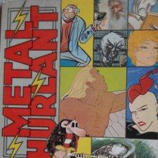 Cómics: METAL HURLANT RETAPADO TOMO 10 NÚMEROS 30, 31 Y 32. Lote 199267691