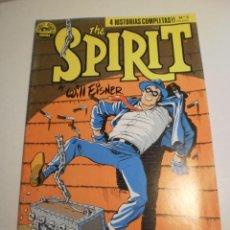 Cómics: THE SPIRIT Nº 3. NORMA 1988 (BUEN ESTADO). Lote 199387631