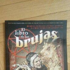 Cómics: EL LIBRO DE LAS BRUJAS. MIGNOLA, THOMPSON, DORKIN. MADE IN HELL 11. TOMO. BUEN ESTADO. Lote 199501663