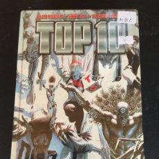 Cómics: NORMA TOP 10 DE ALAN MOORE , GENE HA , ZANDER CANNON MUY BUEN ESTADO. Lote 199582490