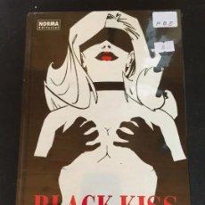 Cómics: NORMA BLACK KISS DE HOWARD CHAYKIN MUY BUEN ESTADO. Lote 199582745