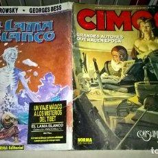Fumetti: COMIC: CIMOC Nº 106. Lote 199778591