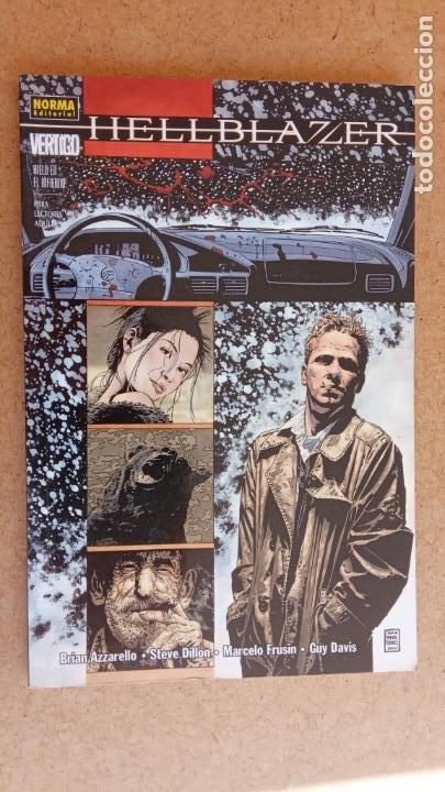 HELLBLAZER - HIELO EN EL INFIERNO - VÉRTIGO Nº 242 NORMA EDITORIAL 2004 - MUY NUEVO (Tebeos y Comics - Norma - Otros)