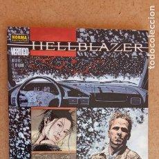 Cómics: HELLBLAZER - HIELO EN EL INFIERNO - VÉRTIGO Nº 242 NORMA EDITORIAL 2004 - MUY NUEVO. Lote 199824175