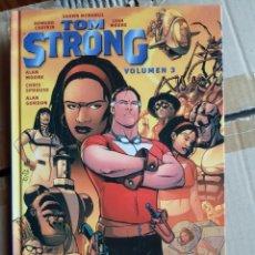 Fumetti: TOM STRONG, VOL. 3. Lote 199868685