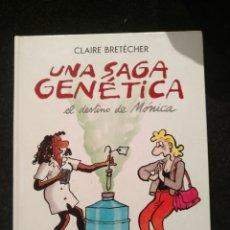Cómics: CLAIRE BRETECHER, UNA SAGA GENÉTICA, NORMA. Lote 199958863