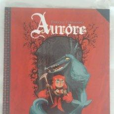 Cómics: COMIC / AURORE / ENRIQUE FERNANDEZ / EDITORIAL NORMA 1ª EDICION DICIEMBRE 2012. Lote 200013621