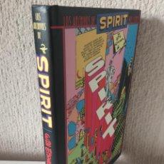 Cómics: LOS ARCHIVOS SECRETOS DE SPIRIT 3 - WILL EISNER - EDICIÓN CRONOLÓGICA - NORMA EDITORIAL - 2004. Lote 200052925