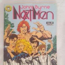 Cómics: COMIC / NEXT MEN Nº 0 RETORNO MORTAL / JOHN BYRNE / EDITORIAL MORMA MARZO 1993. Lote 200058106