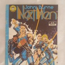 Cómics: COMIC / NEXT MEN Nº 1 ACORRALADOS / JOHN BYRNE / EDITORIAL MORMA ABRIL 1993. Lote 200059166
