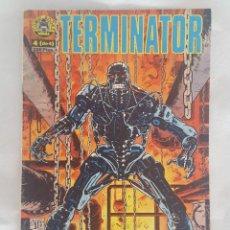 Cómics: COMIC / TERMINATOR Nº 4 DE 4 DESTRUCCION / NORMA - COMIC BOOKS ENERO 1992. Lote 200113931