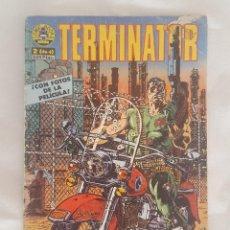 Cómics: COMIC / TERMINATOR Nº 2 DE 4 ACOSO / NORMA - COMIC BOOKS NOVIEMBRE 1991. Lote 200114161