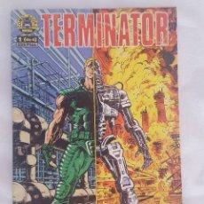 Cómics: COMIC / TERMINATOR Nº 1 DE 4 ANIQUILACION / NORMA - COMIC BOOKS OCTUBRE 1991. Lote 200114493