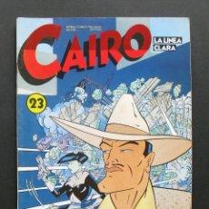 Cómics: CAIRO N.º 23 – DANIEL TORRES – NORMA EDITORIAL. Lote 200134395