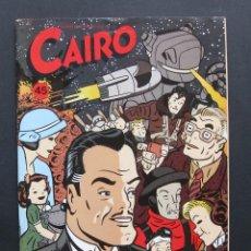 Cómics: CAIRO N.º 45 – DANIEL TORRES – NORMA EDITORIAL. Lote 200135977