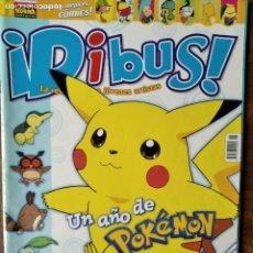 Cómics: DIBUS Nº 11 NORMA EDITORIAL- REVISTA COMICS ADEMAS: POKEMON- DIGIMON- EN BUSCA DEL VALLE ENCANTADO.. Lote 200196615