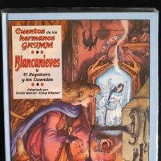 Cómics: CUENTOS DE LOS HERMANO GRIMM NORMA EDITORIAL. Lote 200275165