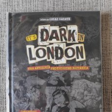 Cómics: IT'S DARK IN LONDON NORMA EDITORIAL. Lote 200733862