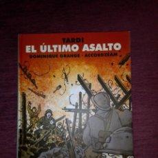 Cómics: EL ÚLTIMO ASALTO NORMA. Lote 200751476