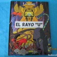 Cómics: EL RAYO U E. P. JACOBS . Lote 201472530