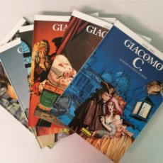 Fumetti: GIACOMO C. NORMA EDT. LOS 6 PRIMEROS NUMEROS. Lote 202100152