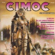 Cómics: CÓMIC CIMOC Nº 157 NORMA EDITORIAL 1994.. Lote 202283336
