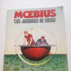 Cómics: MOEBIUS - LOS JARDINES DE EDENA - COLECCION CIMOC NORMA 1990. Lote 202419320
