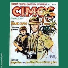 Cómics: CIMOC - Nº 5 - CIENCIA-FICCIÓN, FANTASIA, AVENTURAS - NUEVA EPOCA -1982 - NORMA EDITORIAL - ORIGINAL. Lote 202559183