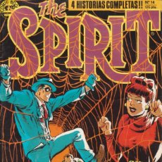 Cómics: CÓMIC ´ THE SPIRIT ´ Nº 14 BY WILL EISNER COMIC BOOKS NORMA 1989. Lote 202588226