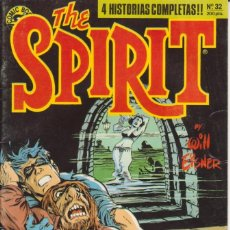 Cómics: CÓMIC ´ THE SPIRIT ´ Nº 32 BY WILL EISNER COMIC BOOKS NORMA 1989. Lote 202588856