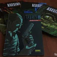 Cómics: ASESINO. Lote 202626957