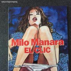 Fumetti: EL CLIC - COLECCIÓN MANARA COLOR Nº 3 - 1ª EDICIÓN - NORMA - 1993 - ¡NUEVO!. Lote 202888560