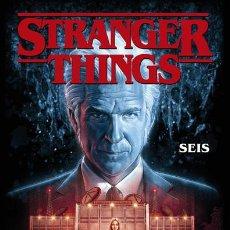Cómics: CÓMICS. STRANGER THINGS 2. SEIS - JODY HOUSER/EDGAR SALAZAR/KEITH CHAMPAGNE/MARISSA LOUISE (CARTONÉ). Lote 202916780