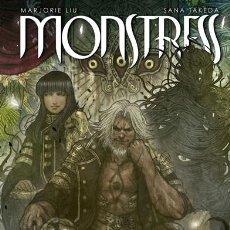 Cómics: CÓMICS. MONSTRESS 4. LAS ELEGIDAS - MARJORIE LIU/SANA TAKEDA. Lote 202916973