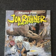Comics: JON ROHNER, MARINO - COLECCIÓN ALFONSO FONT Nº 1 - 1ª EDICIÓN - NORMA - 1994 - ¡NUEVO!. Lote 202955215