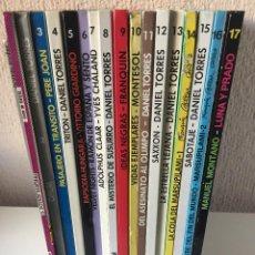 Cómics: COLECCIÓN ÁLBUM CAIRO COMPLETA 18 TOMOS - LAS AVENTURAS DE CAIRO - NORMA - 1982 - ¡MUY BUEN ESTADO!. Lote 202974406
