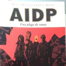 Comics: AIDP UNA PLAGA DE RANAS. Lote 203284252