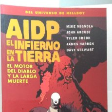 Cómics: AIDP EL INFIERNO EN LA TIERRA 19 / EL MOTOR DEL DIABLO Y LA LARGA MUERTE #. Lote 203346728