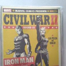Cómics: CIVIL WAR II COMPLETA. Lote 203399466
