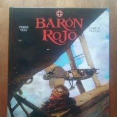Cómics: BARON ROJO, 2 LLUVIA DE SANGRE, PIERRE VEYS, CARLOS PUERTA, NORMA EDITORIAL. Lote 261940275
