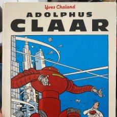 Cómics: LOS ÁLBUMES DE CAIRO - YVES CHALAND – ADOLPHUS CLAAR - NORMA, EN CARTONÉ, 1ª EDICIÓN AÑO 1985. Lote 203590653