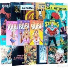 Cómics: LOTE CÓMICS NORMA EDITORIAL AÑOS 80/90/2000. Lote 203875100