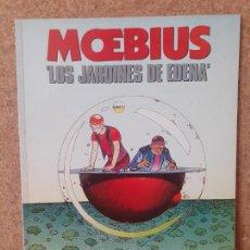 Cómics: LOS JARDINES DE EDENA - MOEBIUS - NORMA EDITORIAL. Lote 203969392