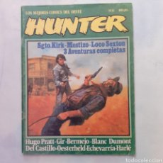 Cómics: HUNTER. N° 12. NORMA EDITORIAL.. Lote 203998705