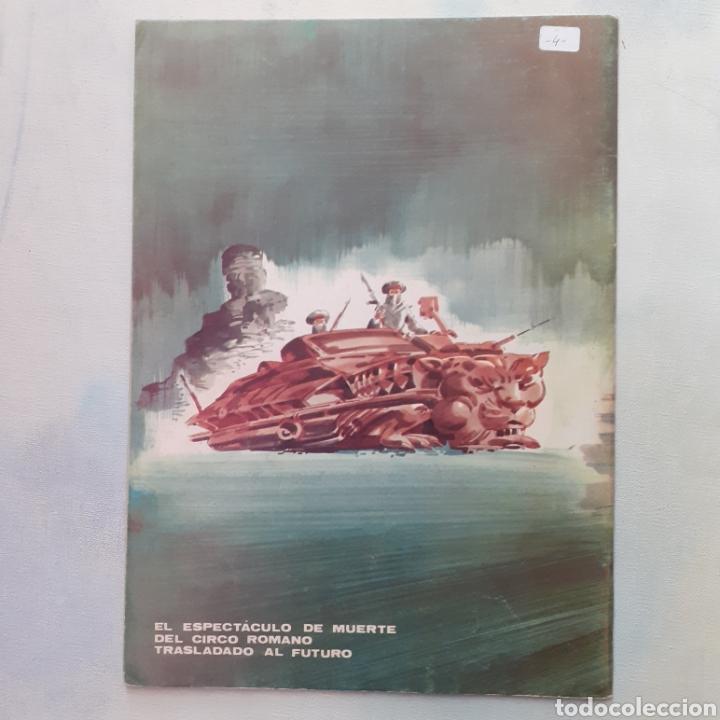 Cómics: Arena. N° 2. 1981. Gladiadores del siglo XXI. Cómics DS. - Foto 2 - 203999043