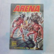 Cómics: ARENA. N° 2. 1981. GLADIADORES DEL SIGLO XXI. CÓMICS DS.. Lote 203999043