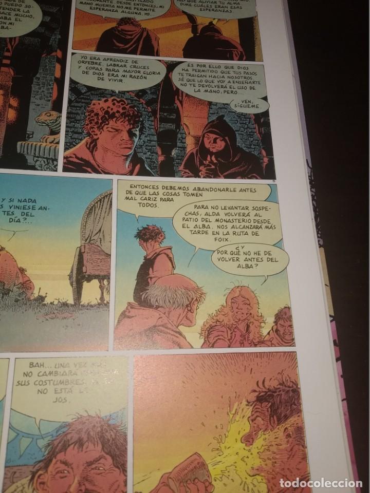 Cómics: Las Torres de Bois-Maury. Hermann. Norma Editorial. 12 primeros números. IMPECABLE REF. UR - Foto 3 - 204057297