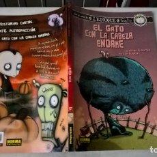 Cómics: COMIC EL GATO CON LA CABEZA ENORME Y OTRAS HISTORIAS NO TAN BUENAS Nº 57 COLECCION MADE IN HELL. Lote 204226906